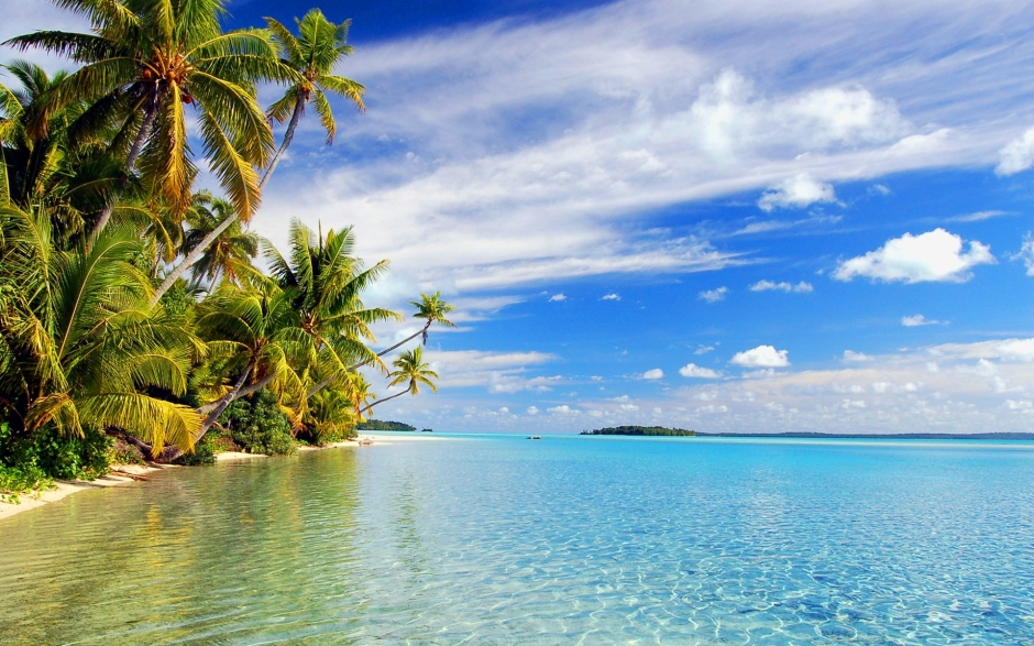 island-background